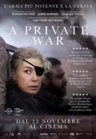 A Private War(2018)