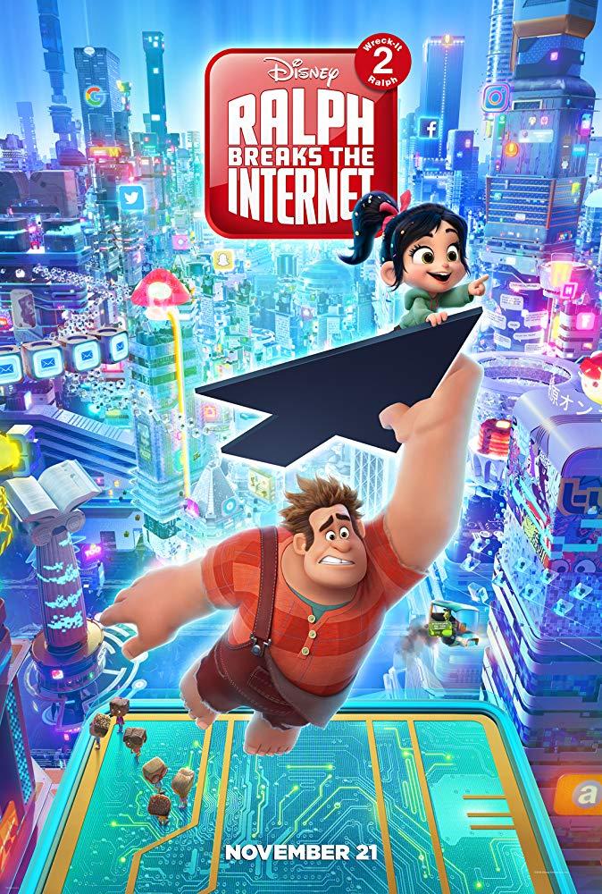 Ralph Breaks the Internet 2018 (BluRay)