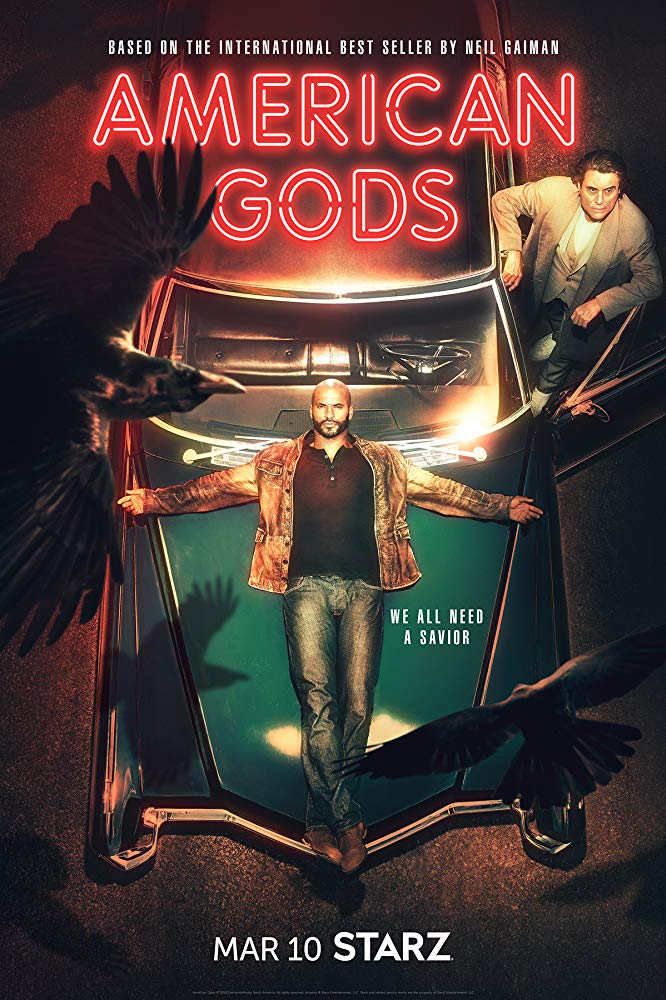 American Gods {Complete}