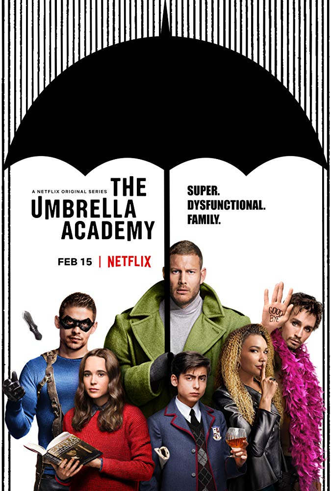 Umbrella Academy 2019 Season 1