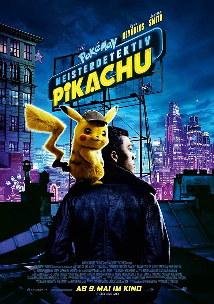 Pokémon Detective Pikachu (2019) – Channel Myanmar