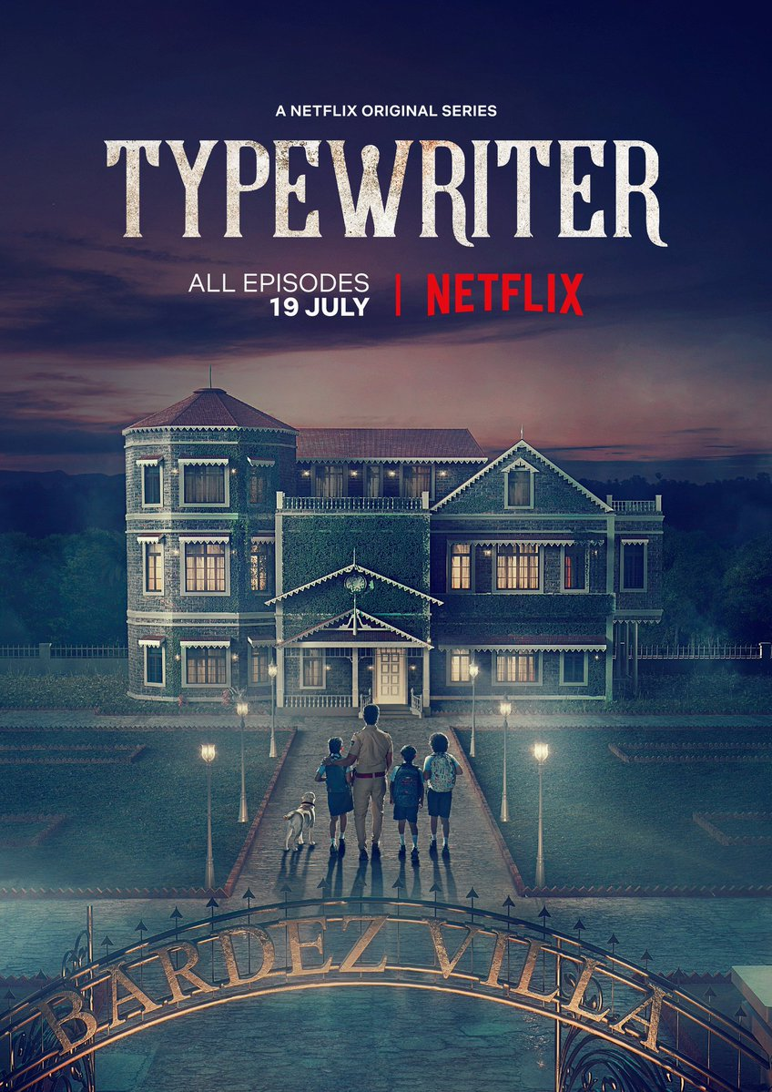 Typewriter (2019) Season 1 [COMPLETE]