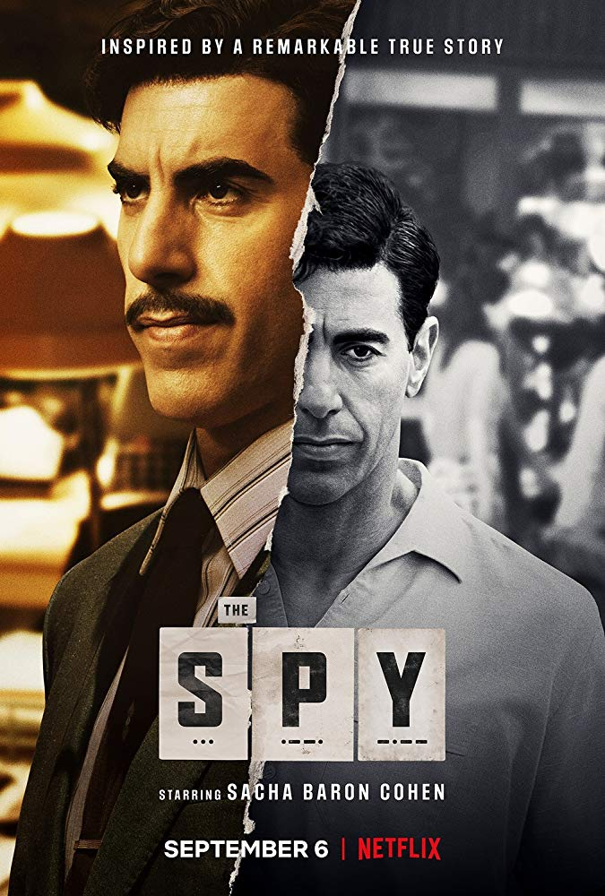 The Spy (2019) Season 1 [COMPLETE]