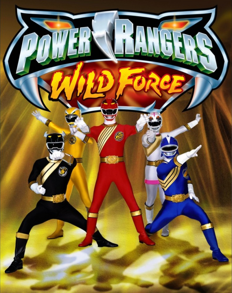 Power Rangers : Wild Force {Complete}