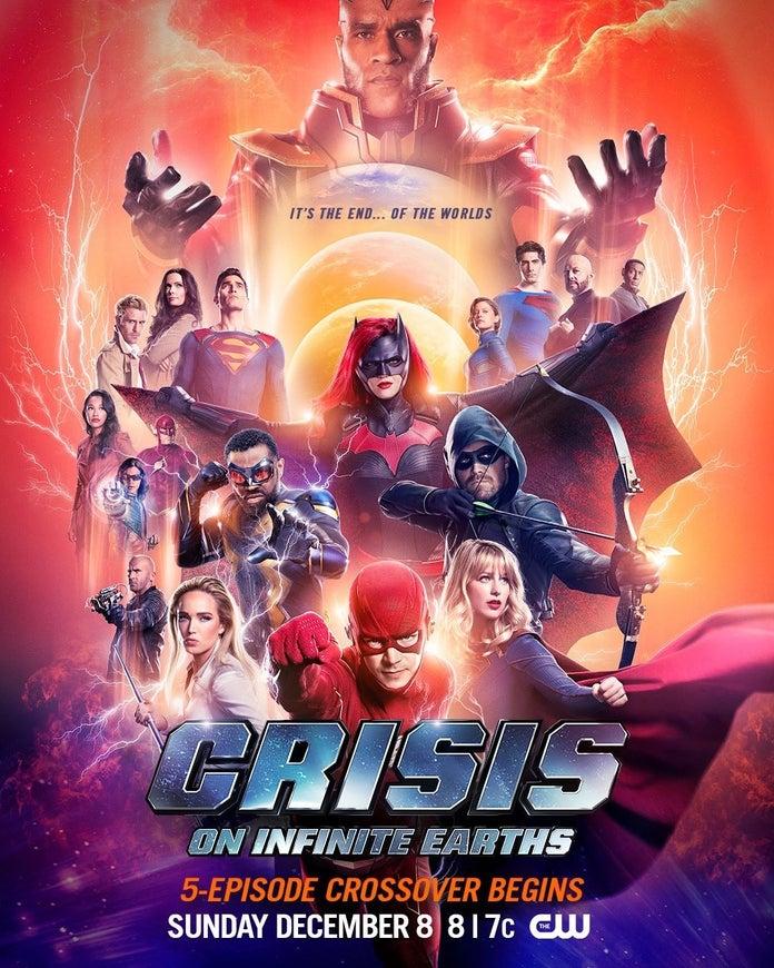 Crisis on Infinite Earths ( 2019 )