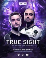 True Sight : The International 2019 Finals