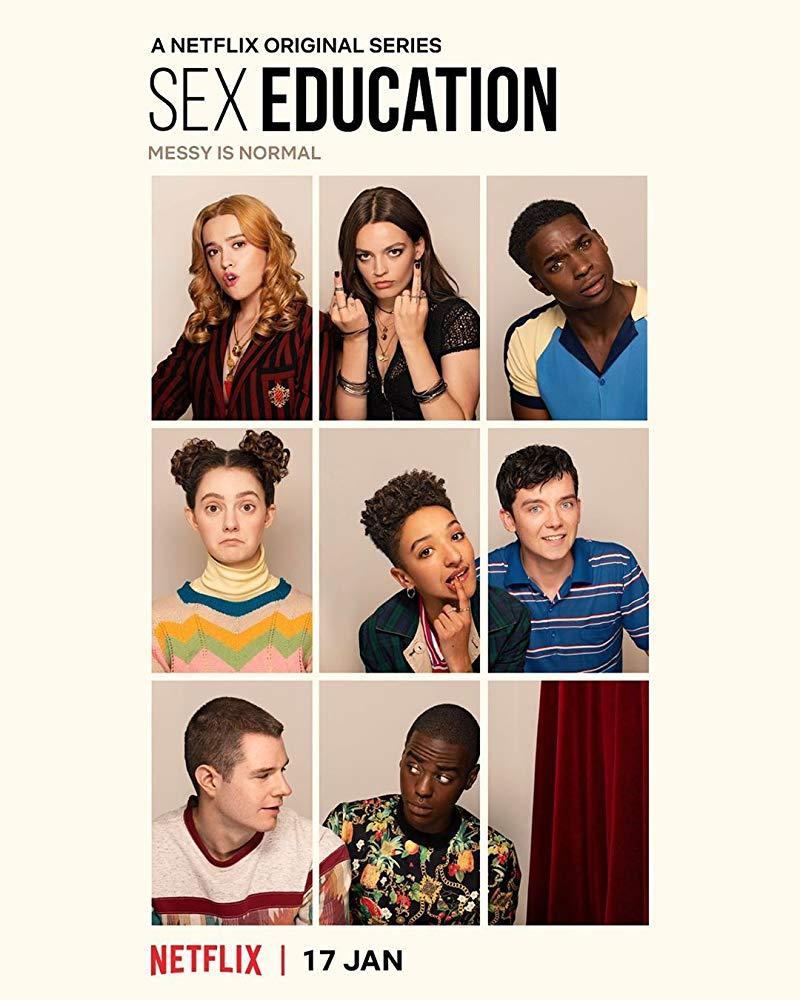 Sex Education season 02 (2018-)