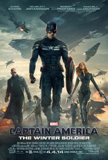 Captain America: The Winter Soldier (2014) MCU