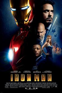 Iron Man (2008) MCU
