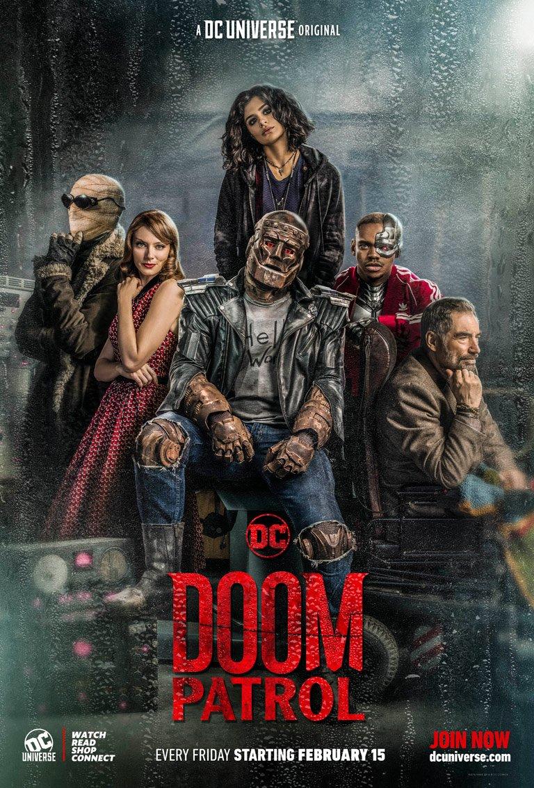 Doom Patrol Season (2)