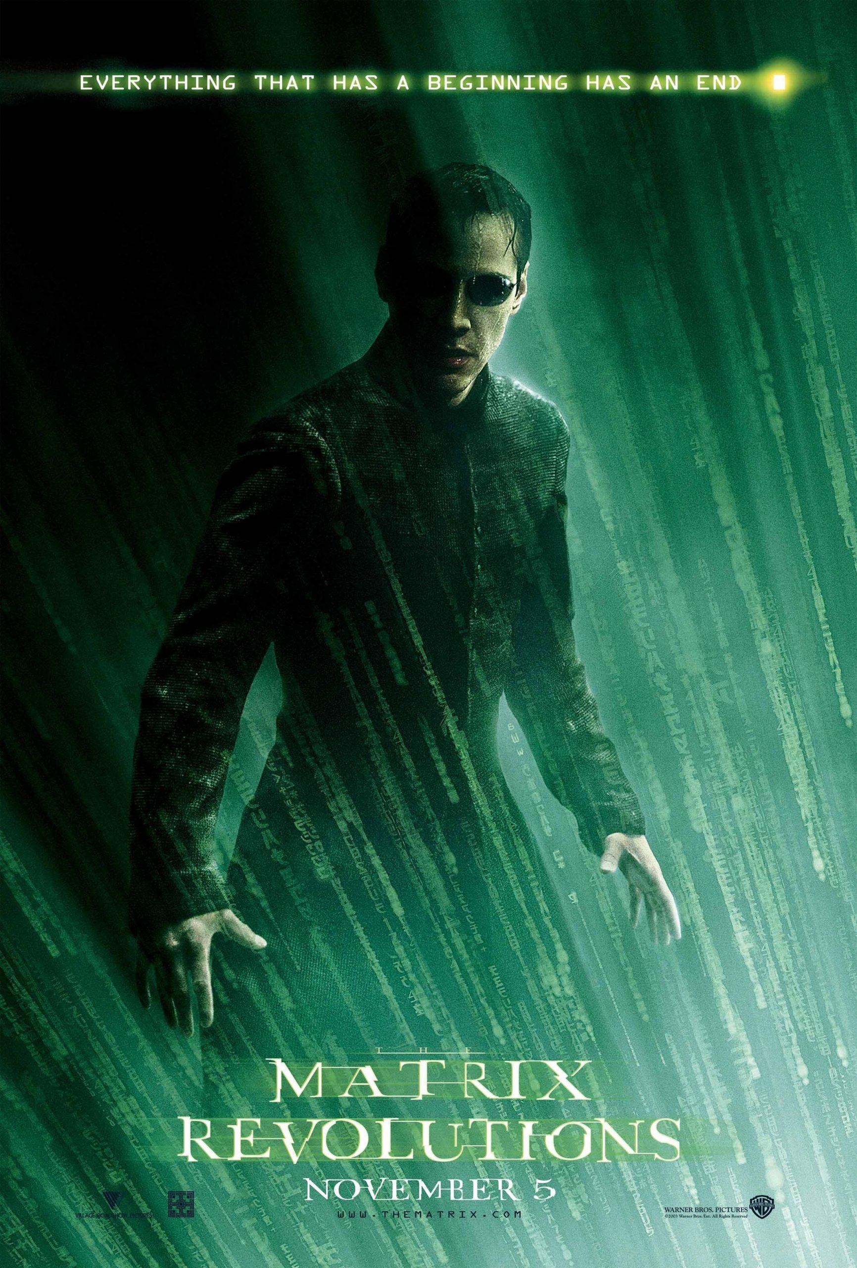 The Matrix Revolutions (2003)