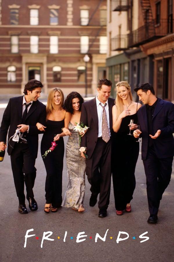 Friends (1994) – Season 01