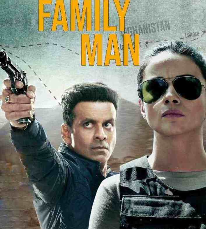 The Family Man(2019)Season-1 Complete