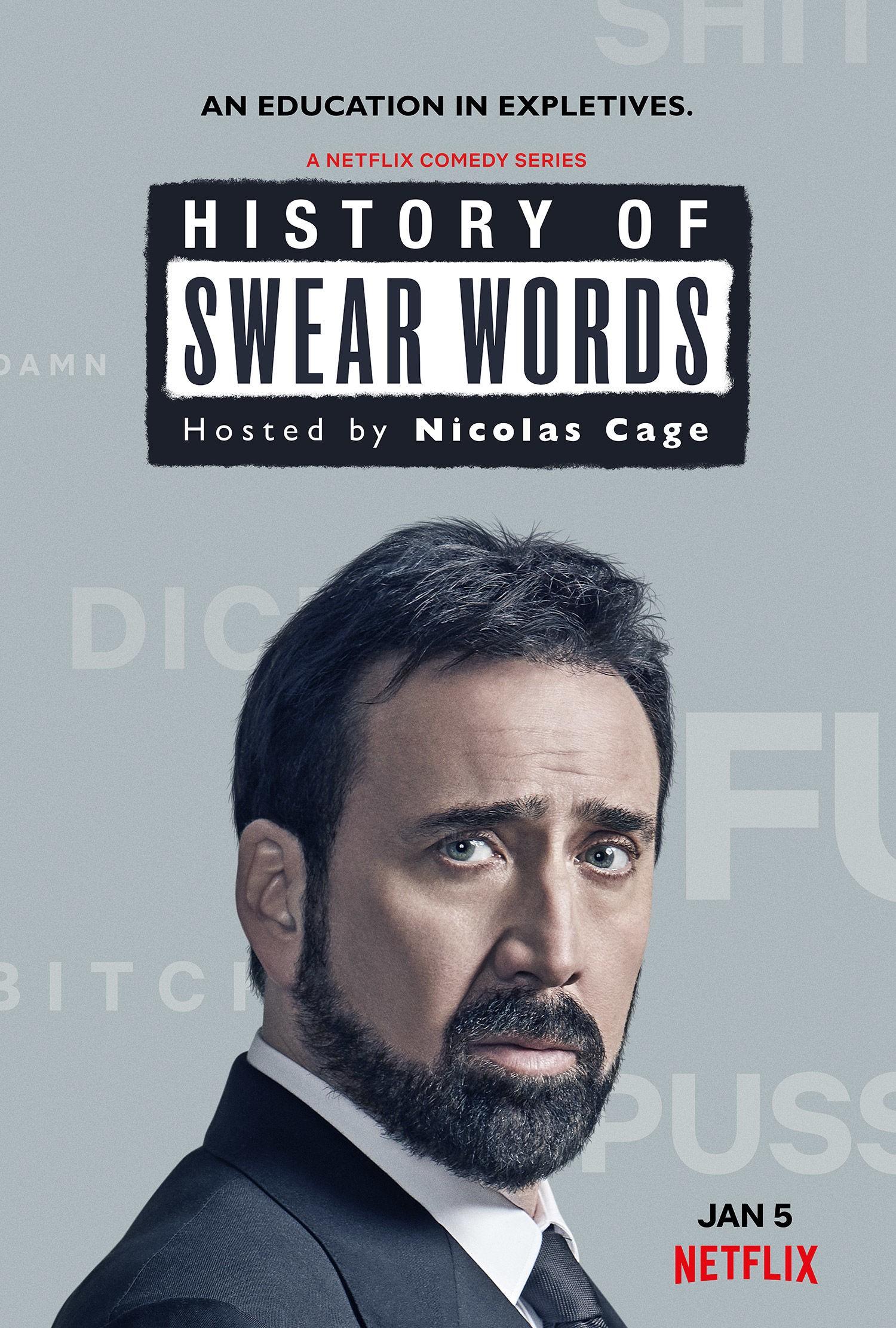 History of Swear Words 2021