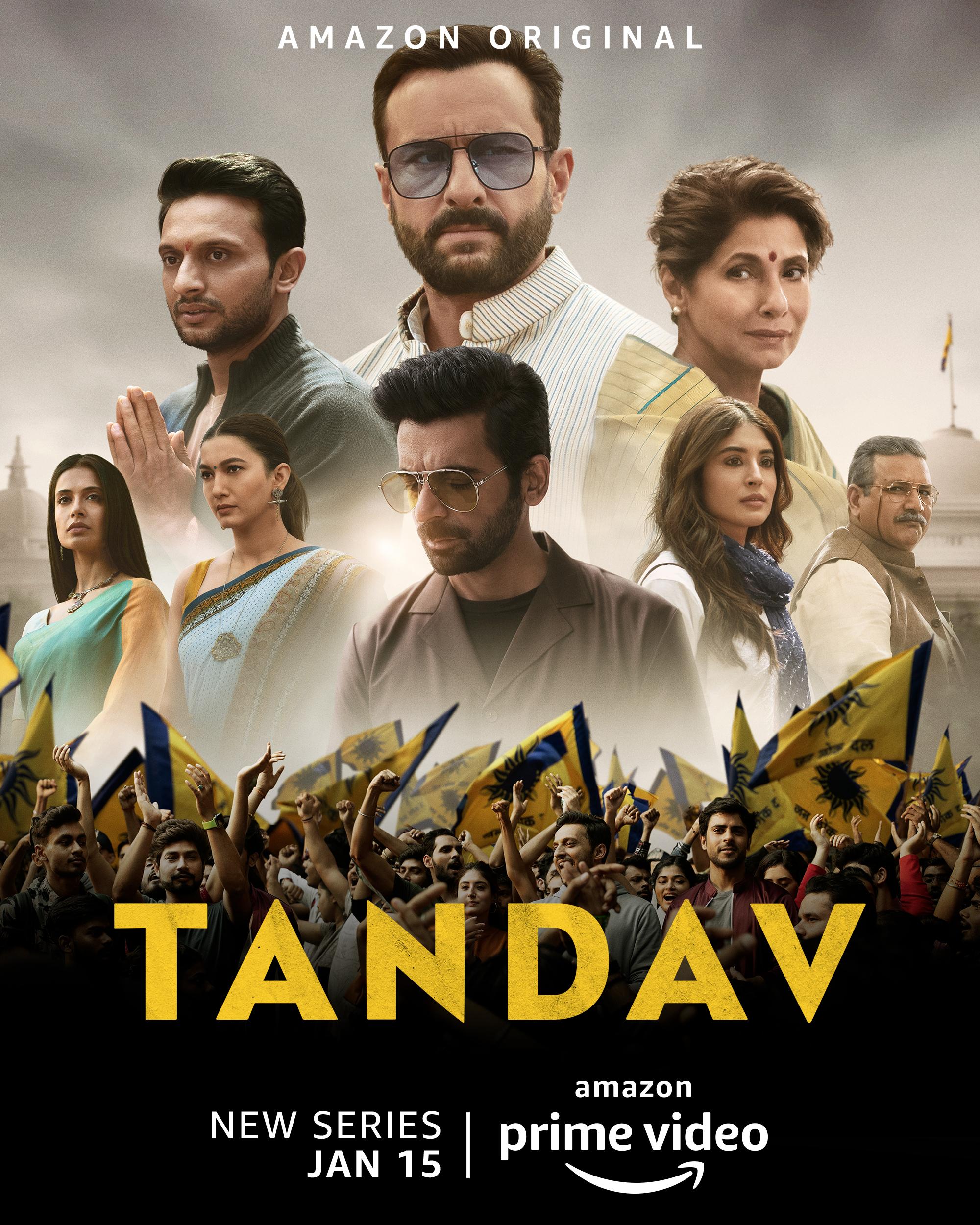 Tandav (2021)
