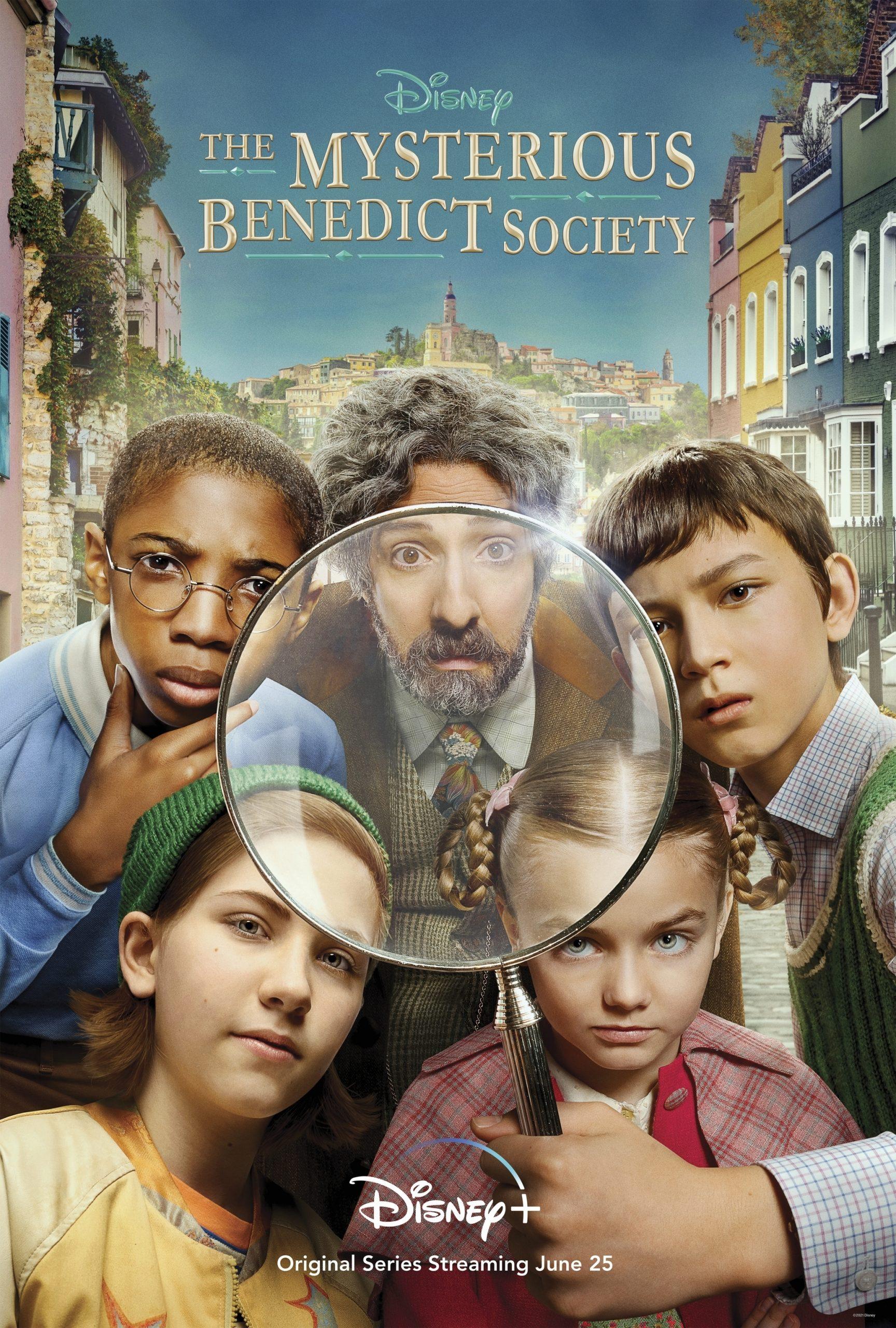 The Mysterious Benedict Society Season 1 (2021)