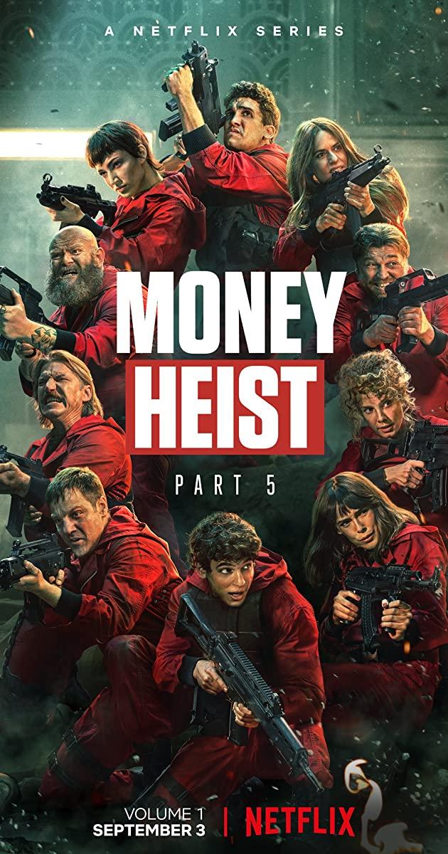 Money Heist Season 5 (2021)